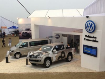 VW exponor 2013